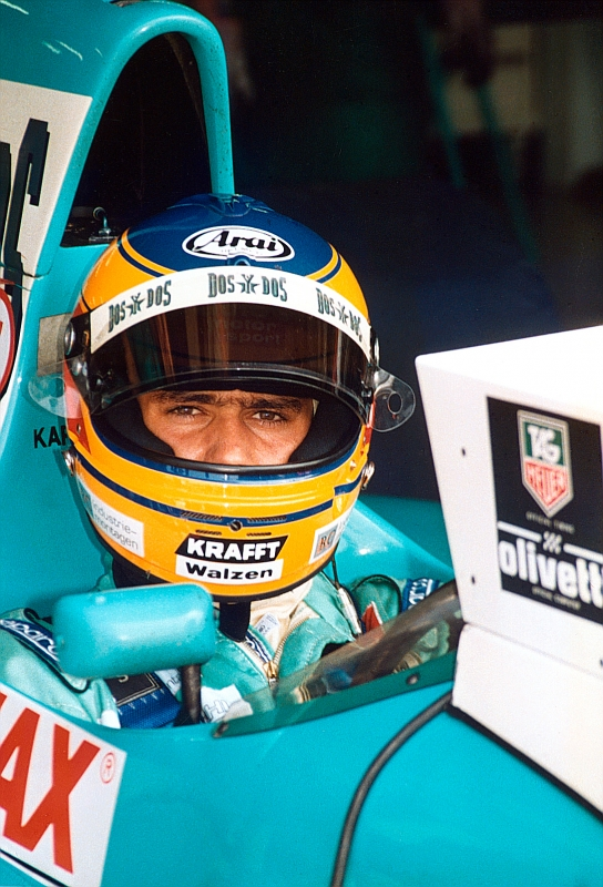 Karl Wendlinger_1992_March
